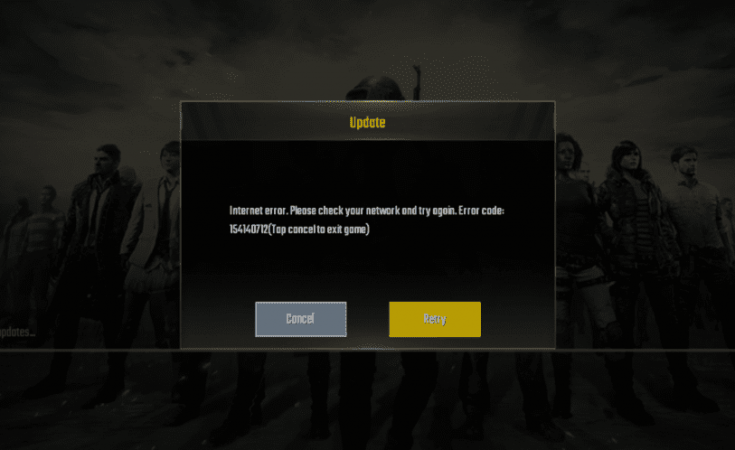 Servers are too busy, please try again later PUBG error.